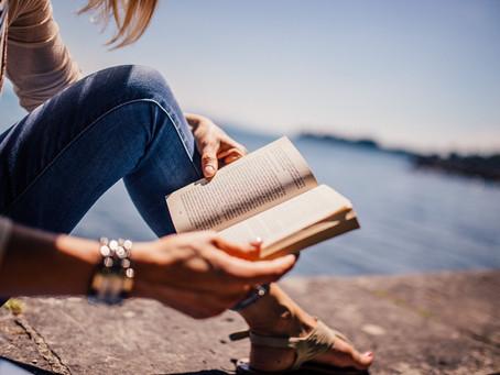 5 manières de lire un livre !