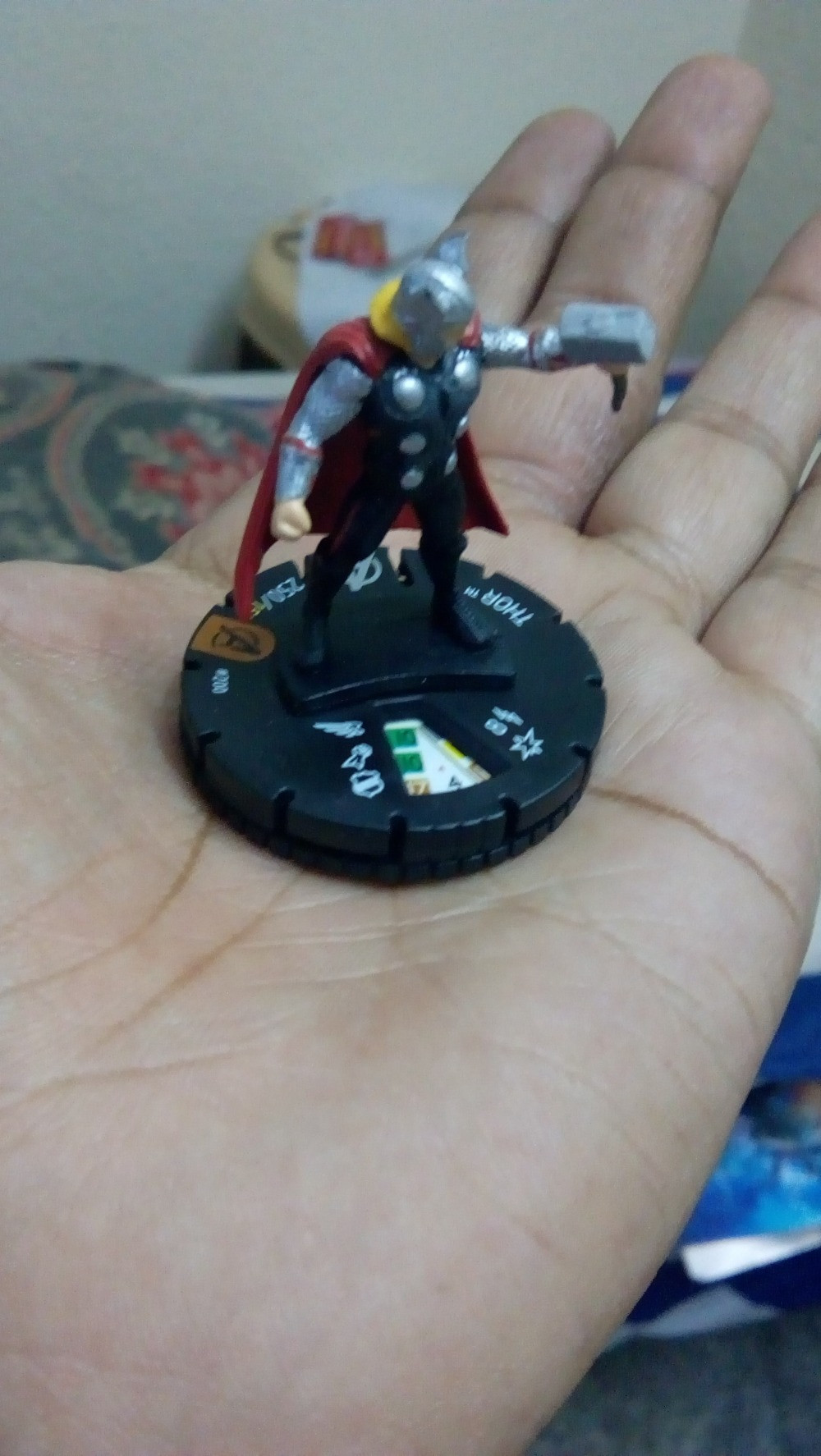 Tiny Thor Gamepiece