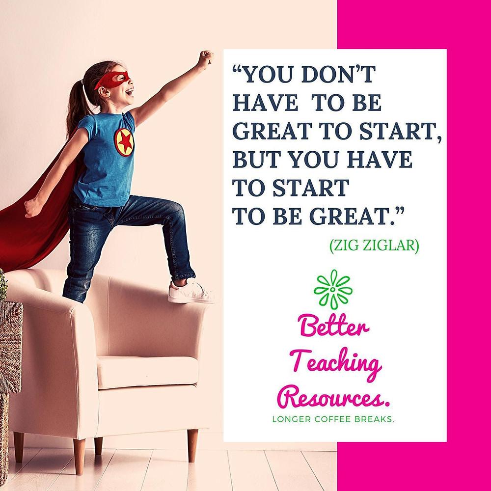 Motivation - eigenes Unterrichtsmaterial verkaufen bei Lehrermarktplatz oder auf anderen Plattformen für Lehrer