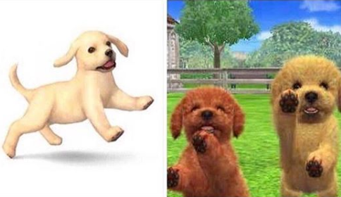Nintendo DS Nintendogs