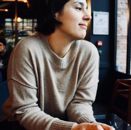 Rencontre avec Johanna Sarniguet