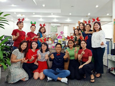 Handong held a Christmas event