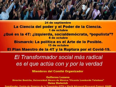 Programa: Taller de formación política para ciudadanos
