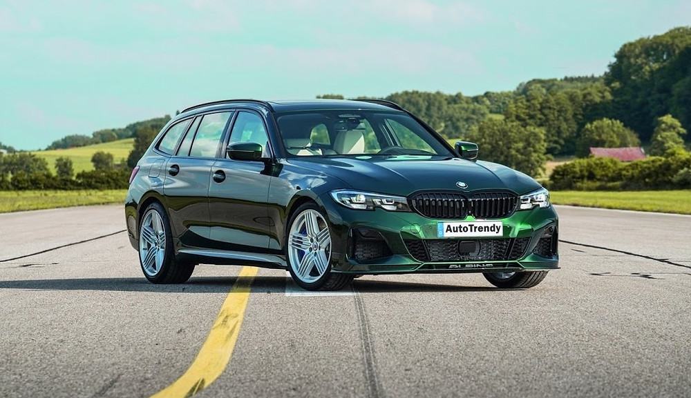 BMW Alpina B3 front, Car, Auto, Automotive news, Trend, Vehicle