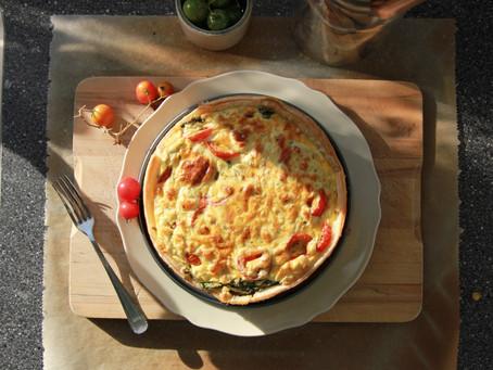 Sunday Morning Quiche Recipe