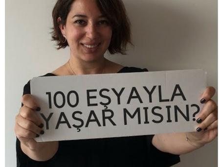 Sadece 100 eşya ile yaşayabilir misin? Dünyadan değişik minimalist meydan okuma örnekleri