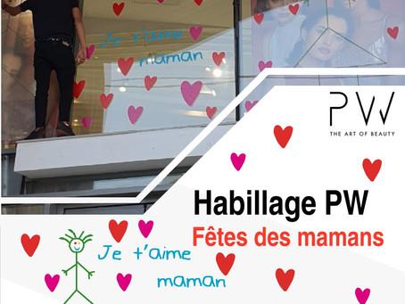 Habillage PW | Fête des Mamans