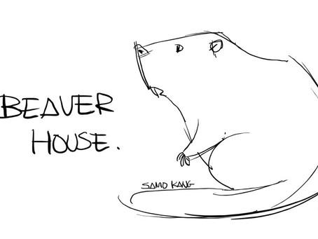 SAMO Kang 님의 비버하우스 팬아트