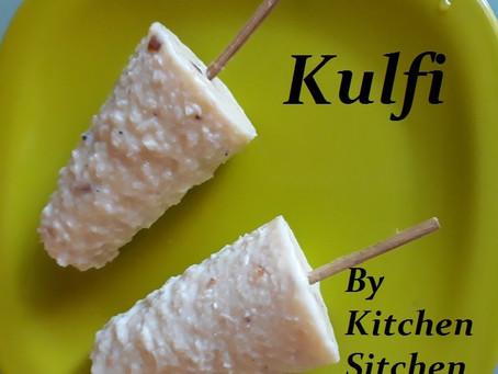Cool and Refreshing KULFI