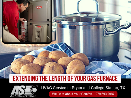 Extending the Length of Your Gas Furnace