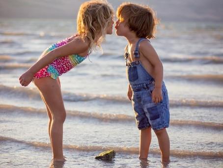 Les enfants aussi font l'amour