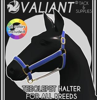 VALIANT - TeeglePet Halter