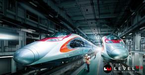 ระบบขนส่งทางรางของจีนเติบโตไม่หยุด หนุนเสริมธุรกิจ