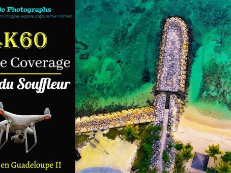 4K/60fps Drone Coverage | Anse du Souffleur, Guadeloupe