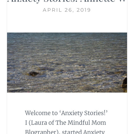 Anxiety Stories
