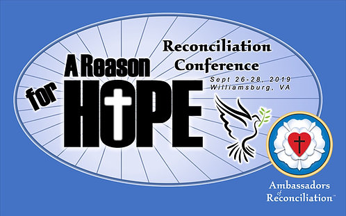 2019 Reconciliation Conference Recording Package