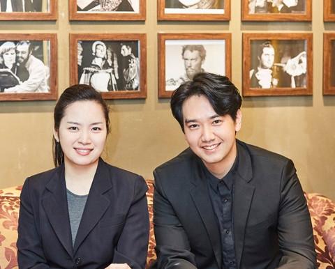 """20171106 오페라 '돈 지오반니' 우경식 박하나 """"잔인하다고요?"""" (인터뷰)"""