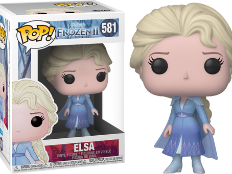 Funko POP: Elsa Frozen 2 (News)