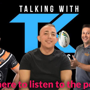 PODCAST: TK TALKS WITH BILLY, MARCO AND GEORGE