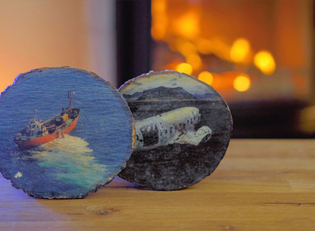 How to Print Your Aerials on Wood!