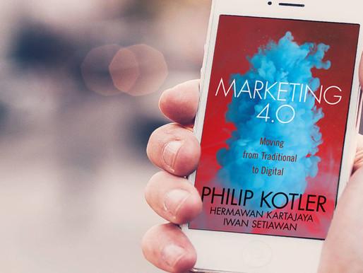 Uma pincelada sobre a evolução do Marketing