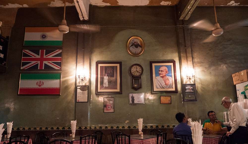 The best parsi cuisine in a vintage colonial atmosphere at Britannia and Co Image Courtesy: Migrationology