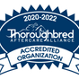 TRRAC proudly becomes an official accredited program through the Thoroughbred Aftercare Alliance