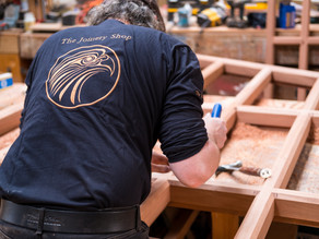 The Joinery Shop celebrates 20 years trading with new corporate identity