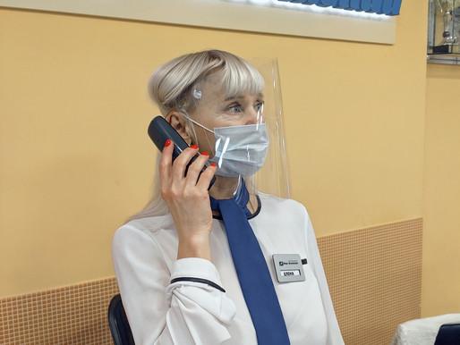 Беспрецедентные меры безопасности Спортивного центра «Верх-Исетский» в период пандемии.