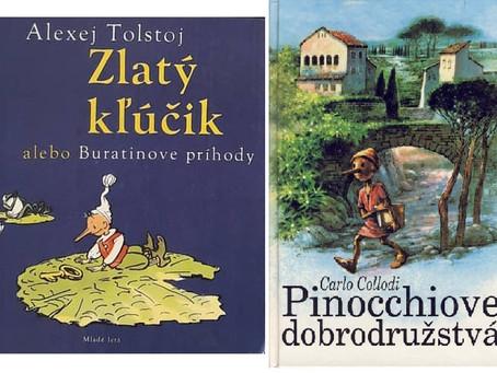Buratino vs. Pinocchio