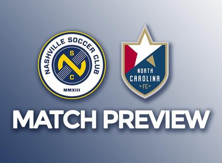 Preview: Nashville SC vs North Carolina FC