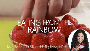 Chase the Rainbow to Improve Your Immune System