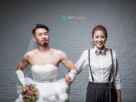 Rain and Summer Pre wedding