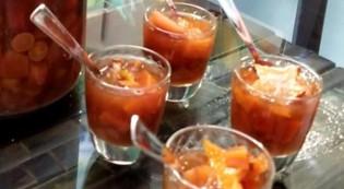 Des traditions de Cuba - Par René Lopez Zapas - La boisson des naissances (El aliñao Oriental)