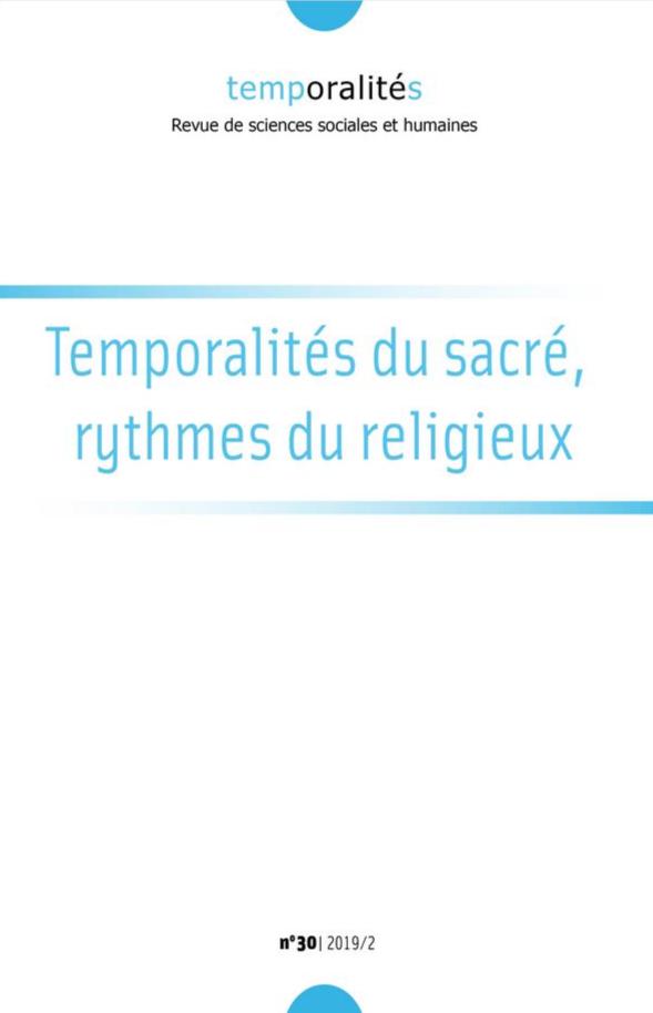 Temporalités; revue ; sciences humaines