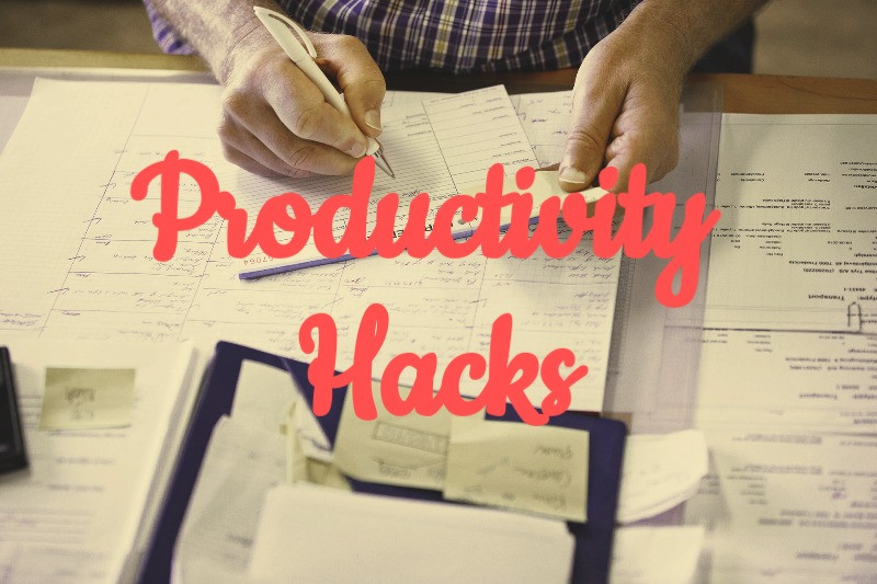 Productivity hacks for entrepreneurs, productivity tips, how to increase productivity in 2020, protonike, web design service