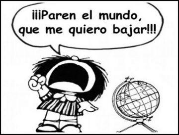 mafalda, quino, desesperación, cansancio, sé el jefe, hectorrc.com