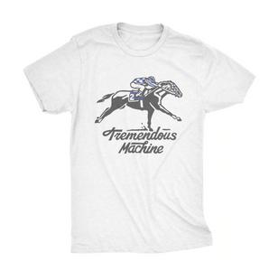 Horse racing gifts. Secretariat t-shirt.