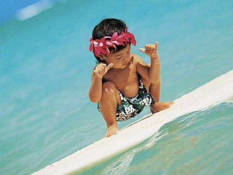 """""""When the surfs up, your life is too."""""""