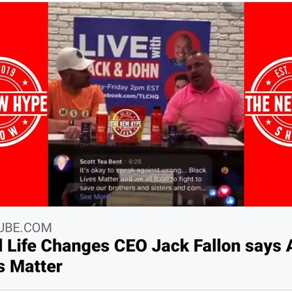 Jack Fallon Total Life Changes Is Getting Heat For His Comments..