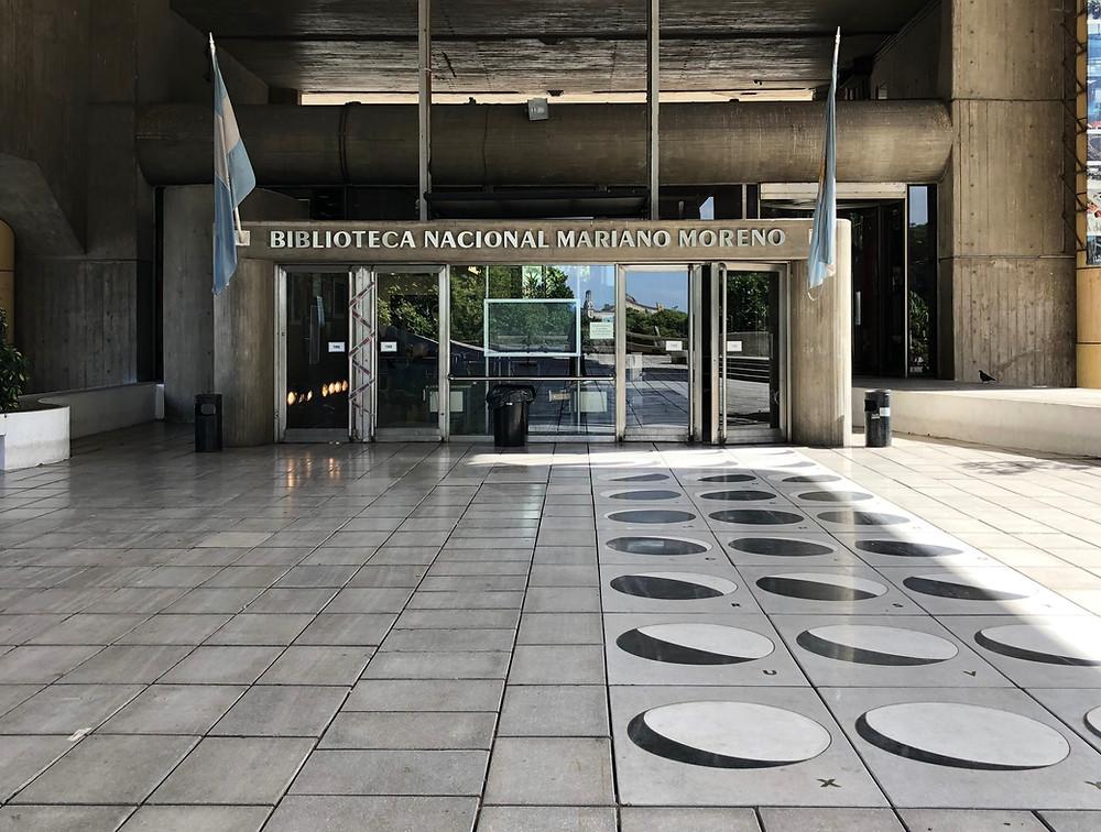 Biblioteca Nacional Recoleta