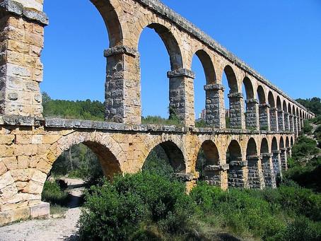 ScanPhase escanea y digitaliza acueducto romano construido en el siglo I a.C.