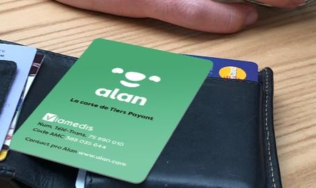 Une nouvelle levée de fonds record pour Alan, l'assurance-santé digitale