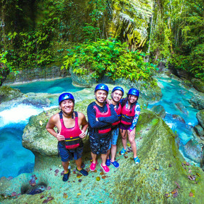 Badian - Kawasan Canyoneering in Cebu  : Ultimate Guide
