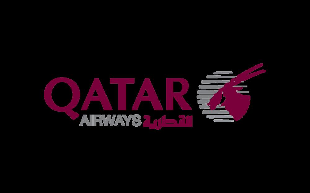 Logo Qatar Airways PNG