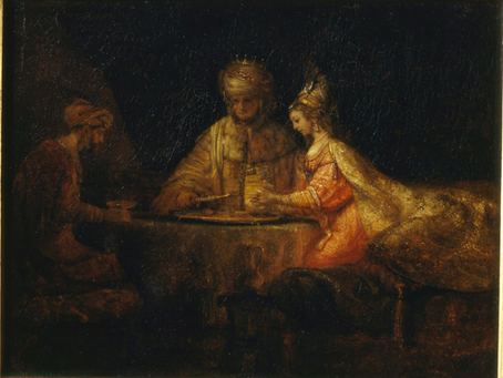 """Esdras, Nehemías, y Ester """"Una síntesis con los ojos puestos en Cristo"""""""