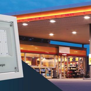 Descubra por que a iluminação em postos de gasolina merece atenção especial