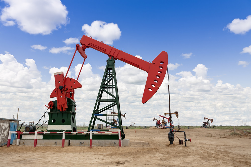Mineral Rights Royalties oil rig