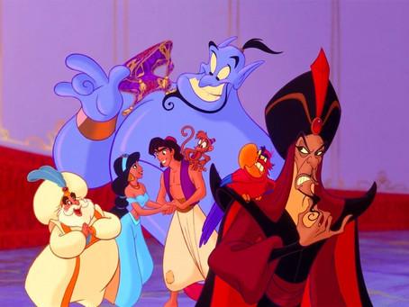 Trip to the Vault (Aladdin 1992)