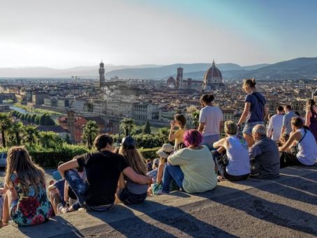 Nadčasově přitažlivá Florencie